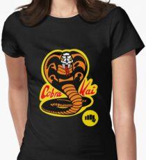 Cobra Kai Women's Fitted T-Shirt