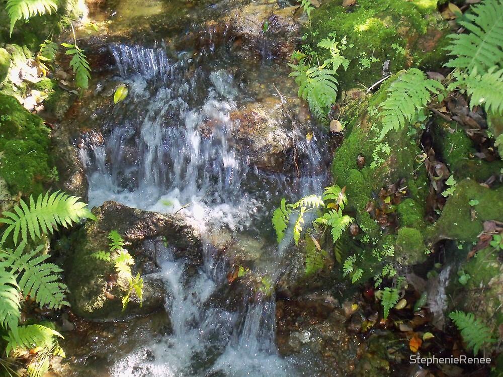waterfall by StephenieRenee