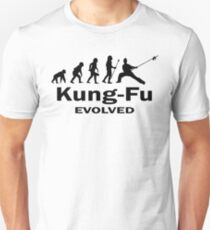 Kung- Fu Evolved T-Shirt