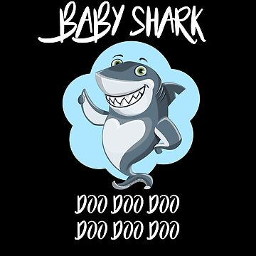 Baby Shark T-Shirt- do do do by sparksey