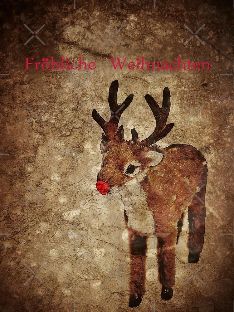 Fröhliche Weihnachten (Rudy-Version) by Denise Abé