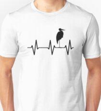 stork lover - stork gift  Unisex T-Shirt