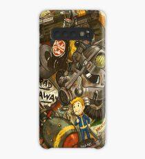 Wasteland Cache Case/Skin for Samsung Galaxy