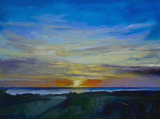 Midnight Sun by Michael Creese