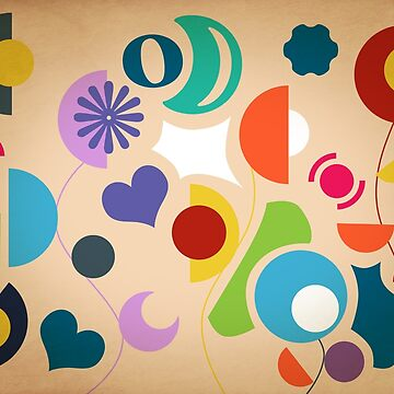 flowers abstract  3 by motiashkar