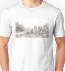 Algonquin Ice - Algonquin Park, Canada Unisex T-Shirt