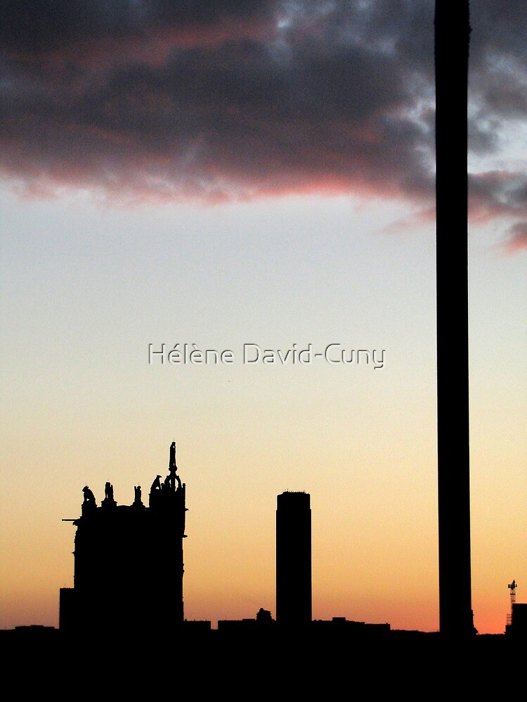 Light pressure by Hélène David-Cuny