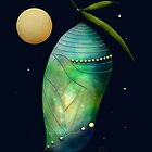 Luna Chrysalis by Karin Taylor