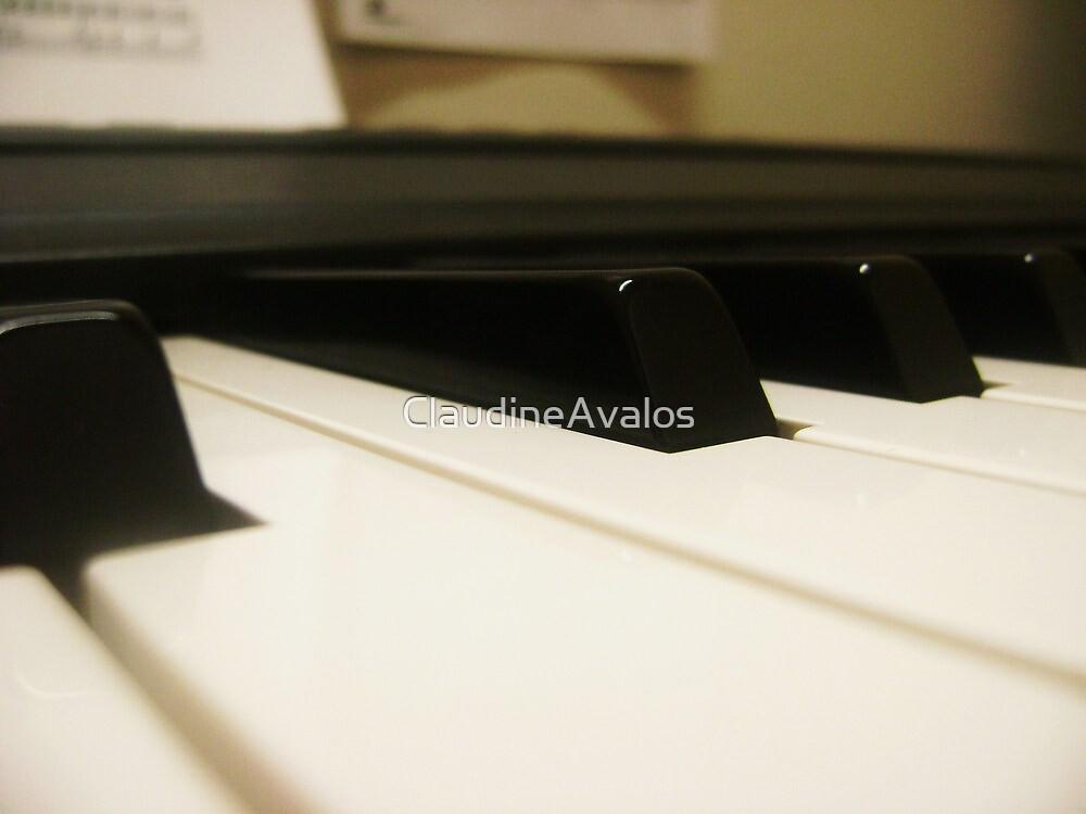 Black Keys by ClaudineAvalos