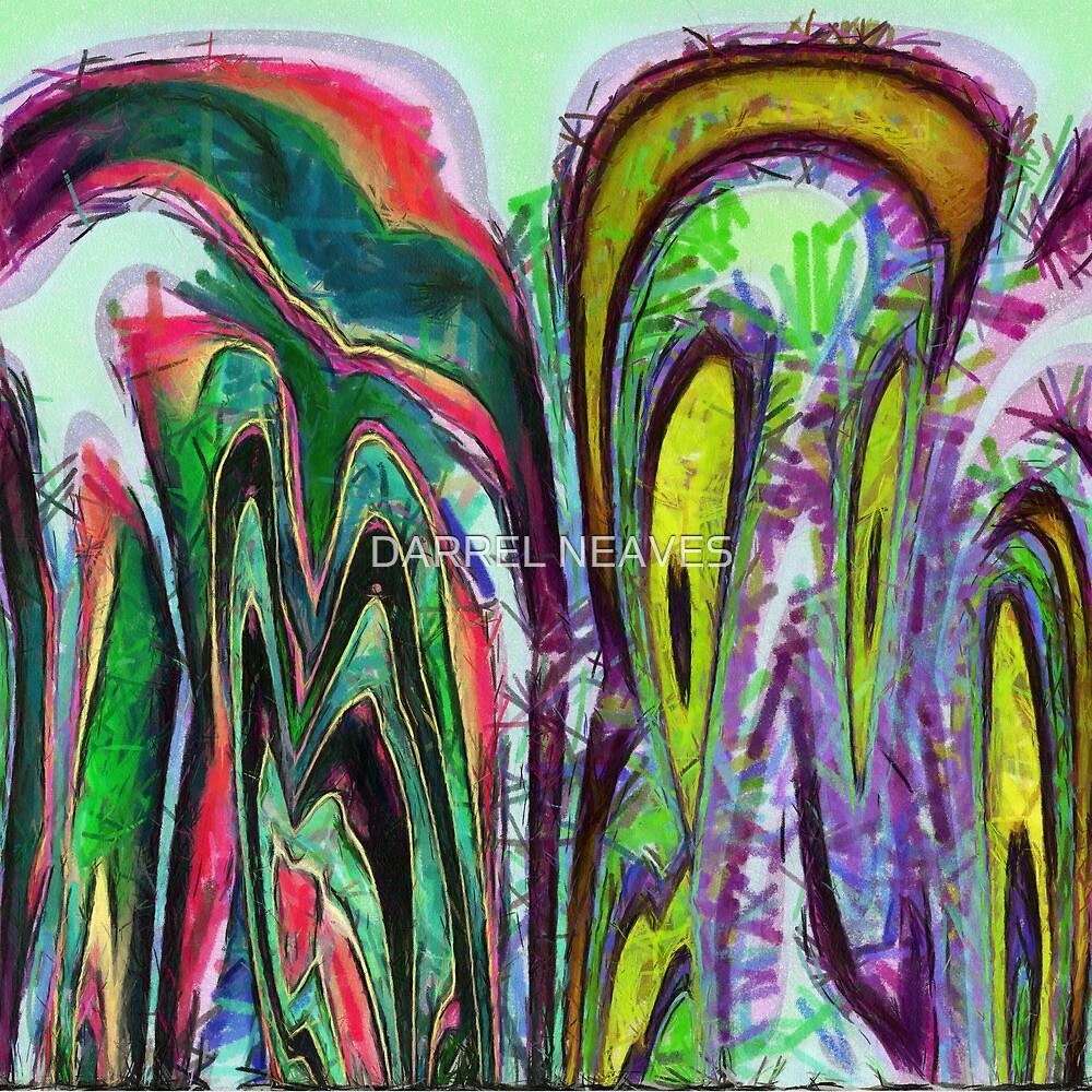 wonderland 1 by DARREL NEAVES