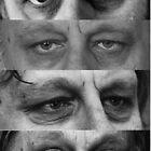 Žižek Eyes by przezajac