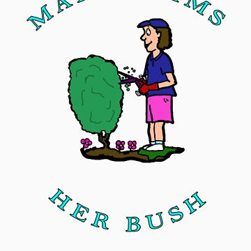 Mary's Bush by angelicbiscuit