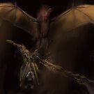 bats  by leonarto