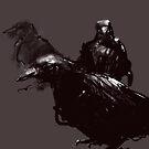 crows by leonarto