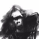 gorilla by leonarto
