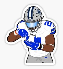 Zeke Sticker