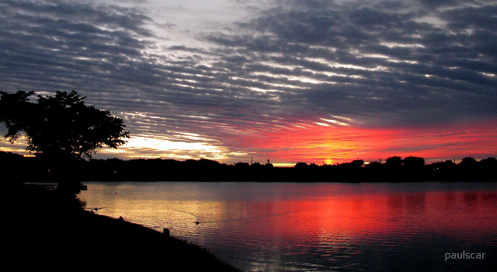 December Sunrise by paulscar