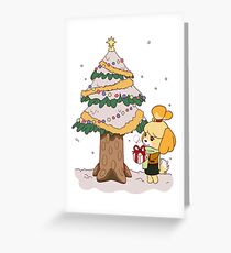 Toy Day. Greeting Card