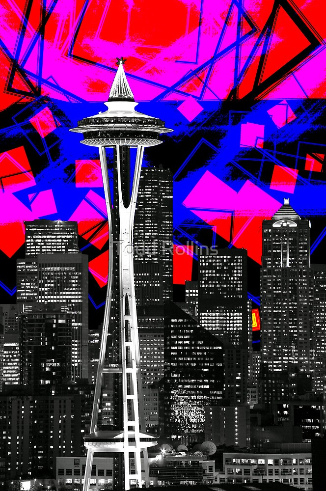 SuperSeattle by Todd Rollins
