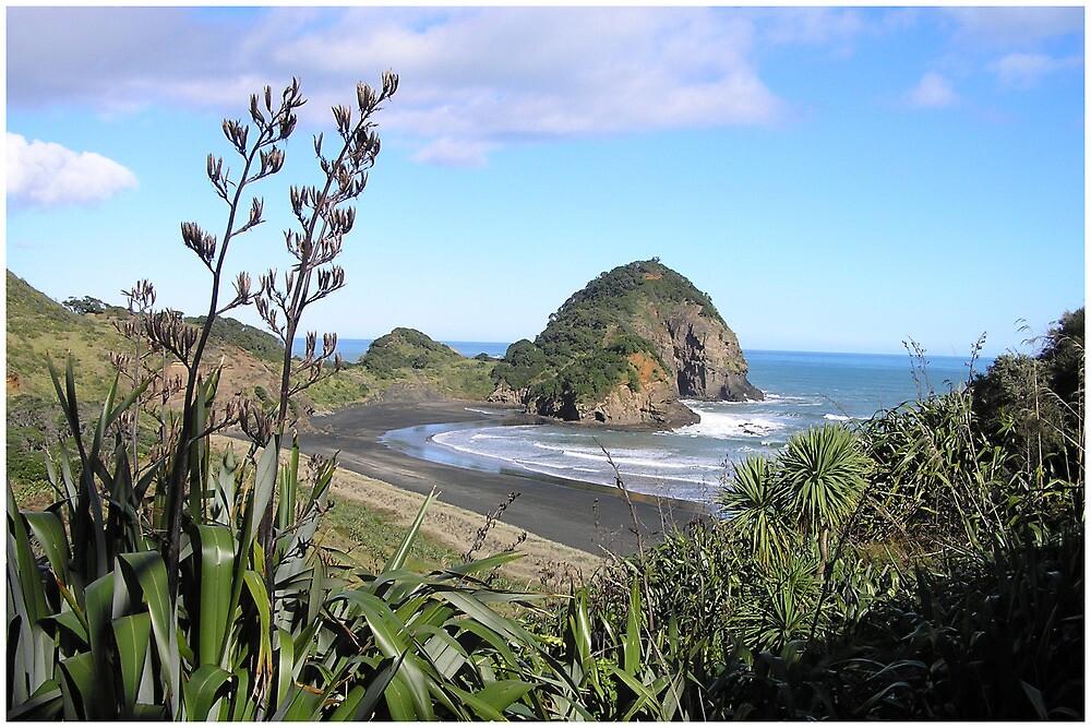 West Coast North Island New Zealand by RobAD