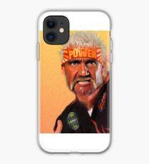 WWE HULK HOGAN HULKAMANIA iphone case