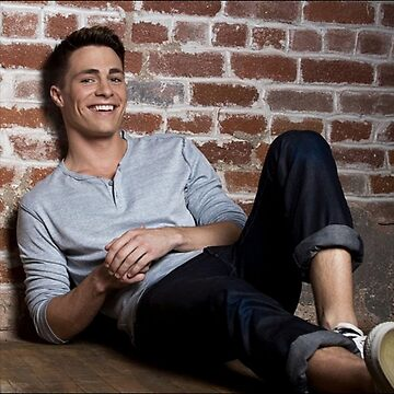 COLTON HAYNES Poster by mustang1
