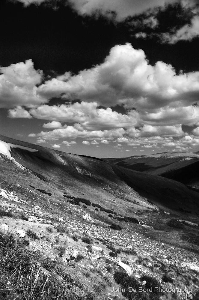 The Ridgeline by John  De Bord Photography