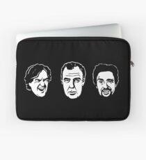 Jeremy Clarkson, Richard Hammond, James May Laptop Sleeve