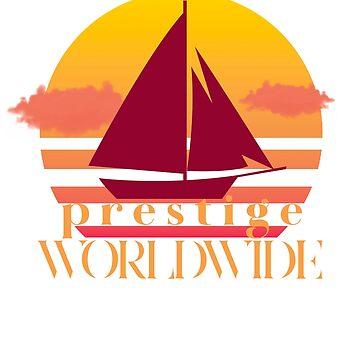 Funny Prestige Worldwide Company Parody by solosholdings