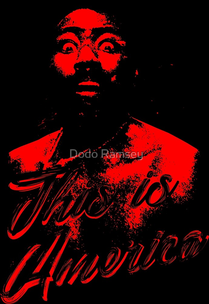 CRAZY THIS IS AMERICA by Dodo Ramsey
