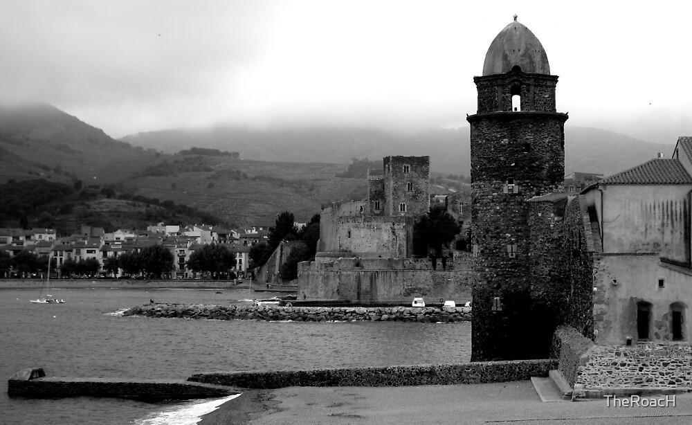 Église de Notre-Dame des Anges 2, Collioure by TheRoacH