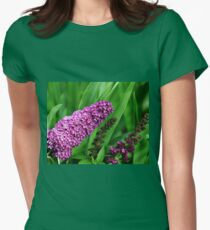 Butterfly Attraction Womens Fitted T-Shirt