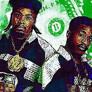 Eric B and rakim are paid in full - www.art-customized.com by art-customized