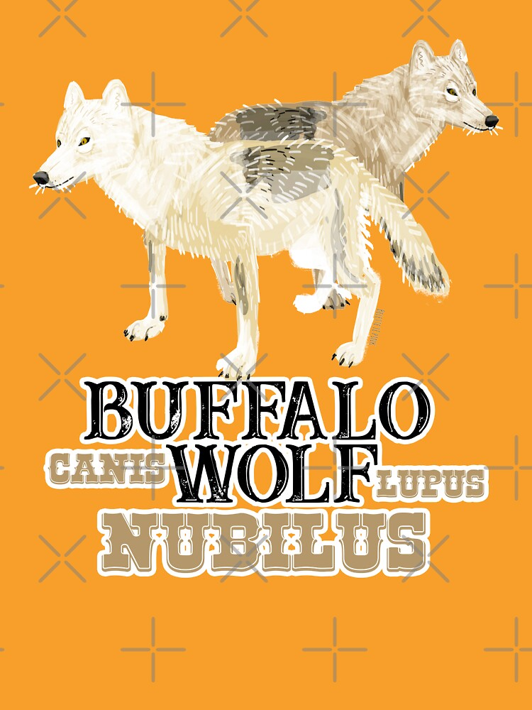 Totem wolf nubilus (typo) by belettelepink