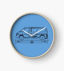 VW T4 Bus Uhr