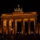 Brandenburg Gate by iagomega