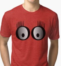 Kids eyes Tri-blend T-Shirt