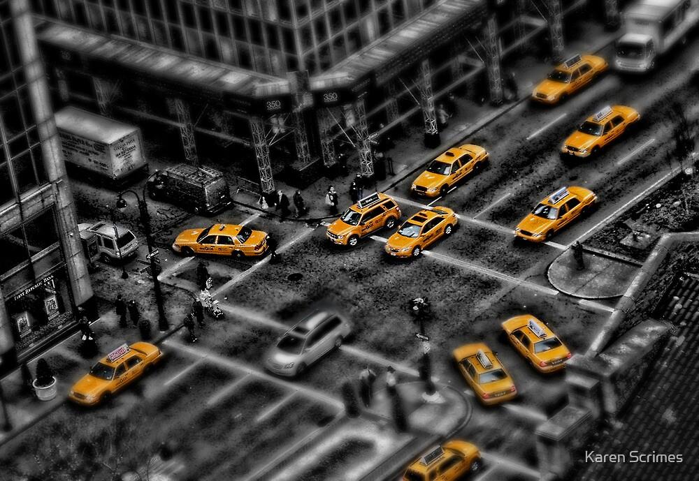 New York Tonka by Karen Scrimes