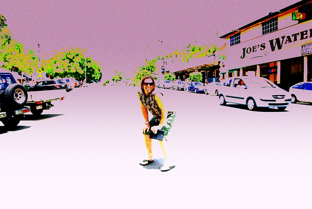 Street Kid by ColeenV