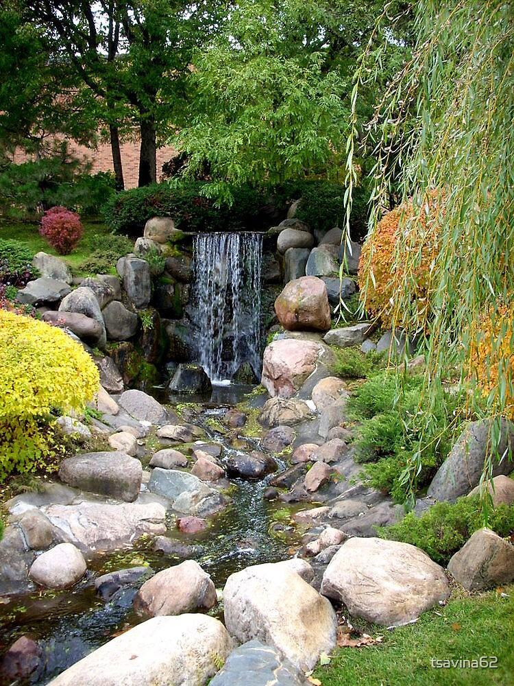 Tranquil Water Fall by tsavina62