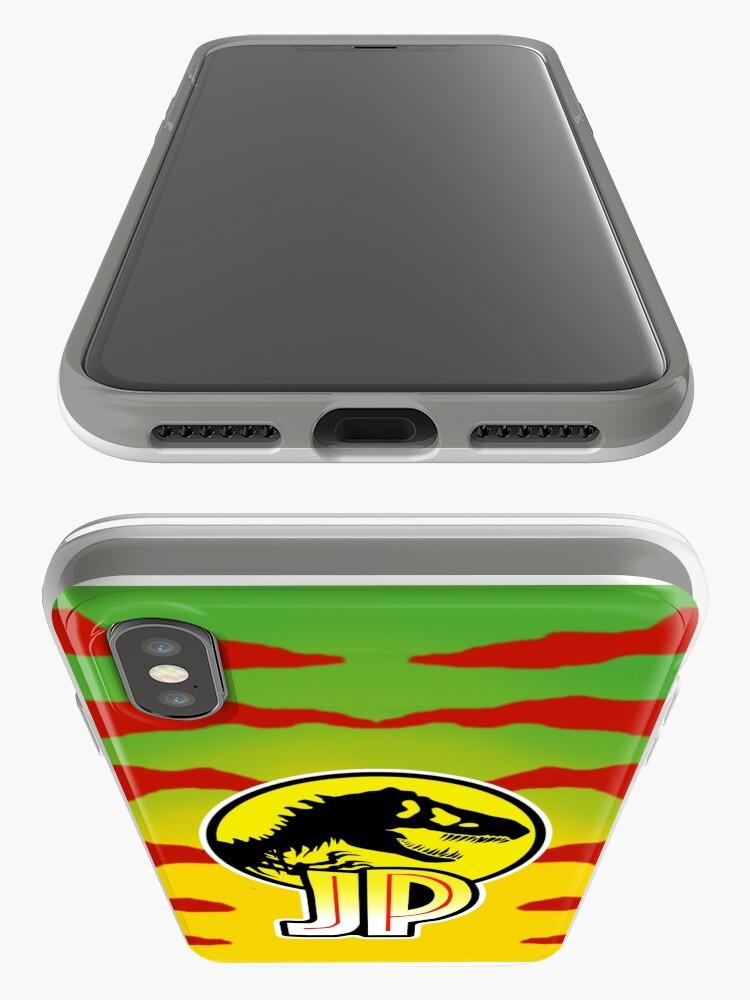 Vista alternativa de Funda y vinilo para iPhone JP SAFARI GEAR