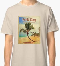 Punta Cana, Dominikanische Republik Classic T-Shirt