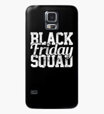 Black Friday Squad Hülle & Klebefolie für Samsung Galaxy