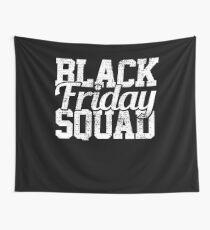Black Friday Squad Wandbehang