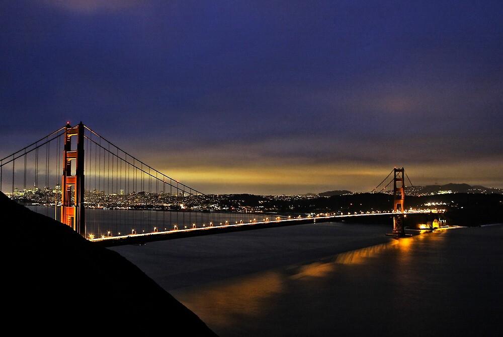 Golden Gate, San Francisco by DanielPhoto