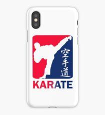 Karate iPhone Case/Skin