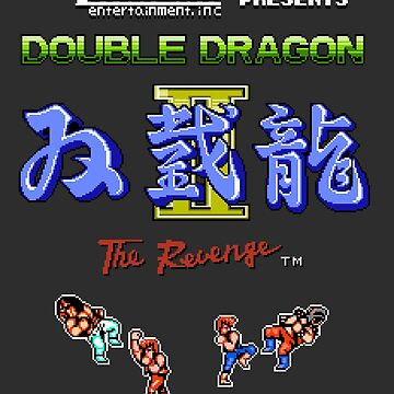 Double Dragon 2 by Tark-Abelard