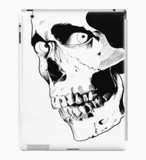 Vinilo o funda para iPad Cráneo malvado muerto