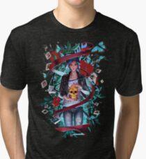 Trapped by Destiny Tri-blend T-Shirt