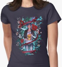 Trapped by Destiny Women's Fitted T-Shirt
